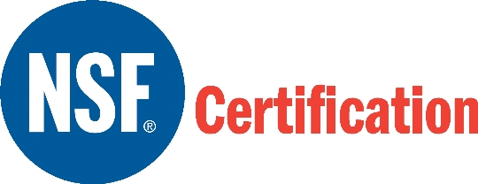 NSF Certified banner